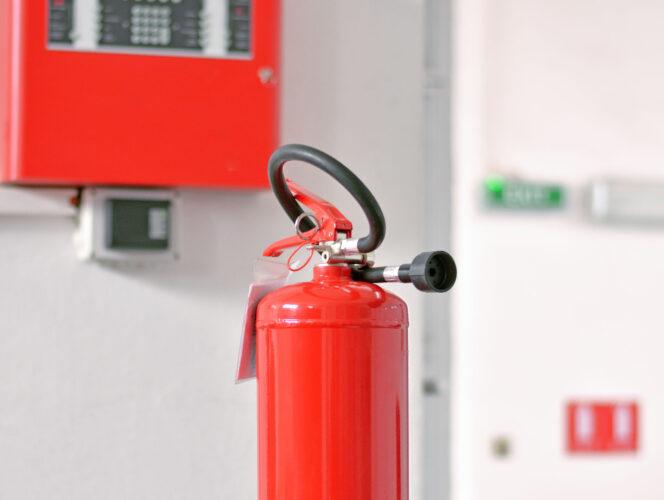 FIRE EXTINGUISHER Precicion Test and Tag